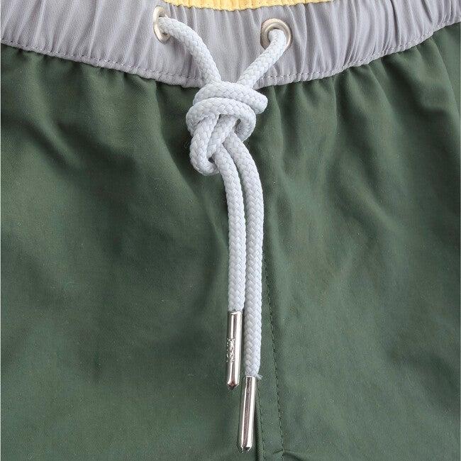 Swim Shorts, Army Green
