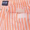 Swim Shorts, Coral Stripes - Swim Trunks - 4
