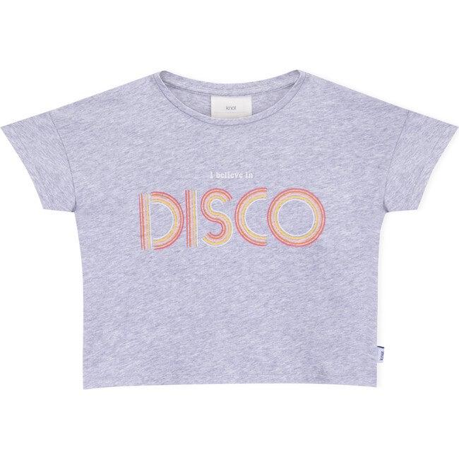 Disco T-shirt, Grey