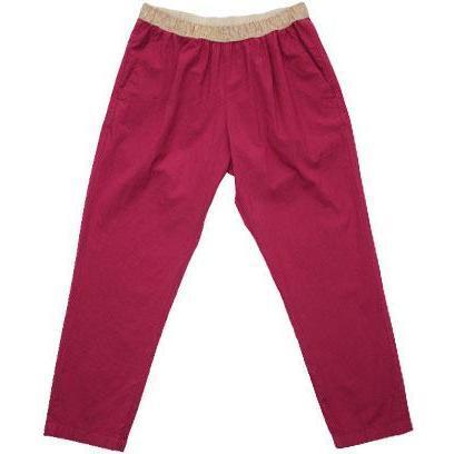 Pove Pants, Red