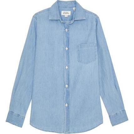 Paul Jean Shirt, Blue