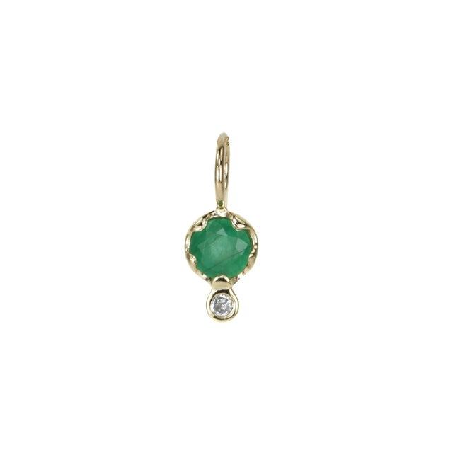 Gemstone Amulet, Emerald
