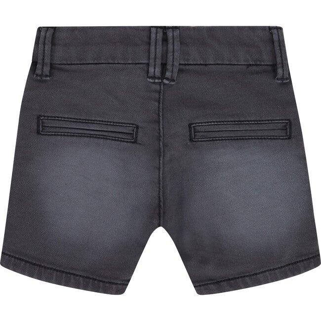 Jean Shorts, Charcoal