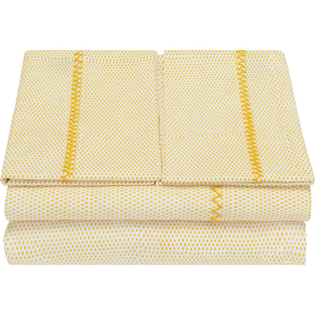 Felix Sheet Set, Yellow