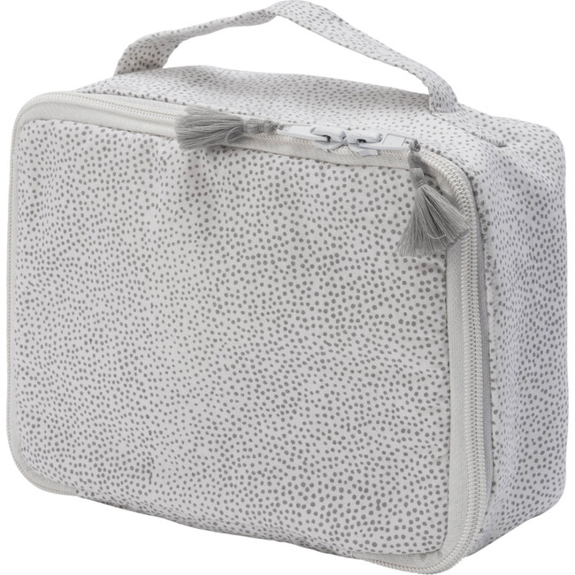 Charlie Toiletry Bag, Grey
