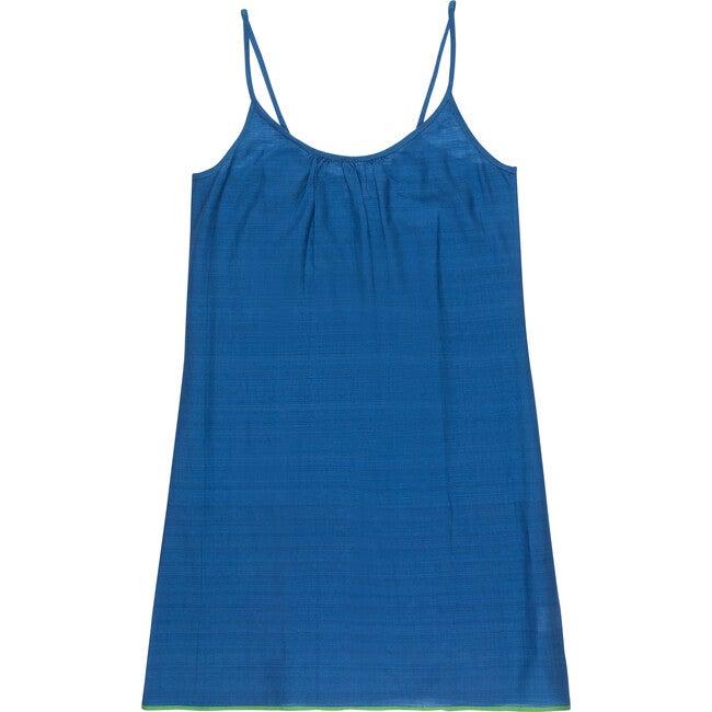 Women's Emily Nightie, Blue/Green