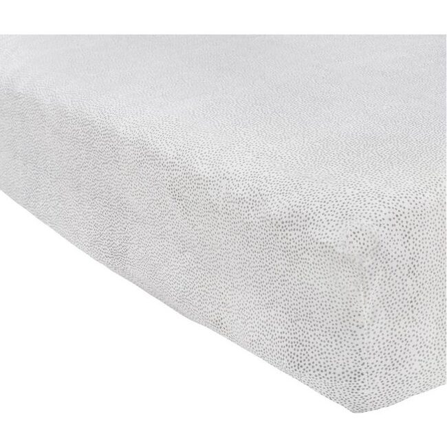 Charlie Crib Fitted Sheet
