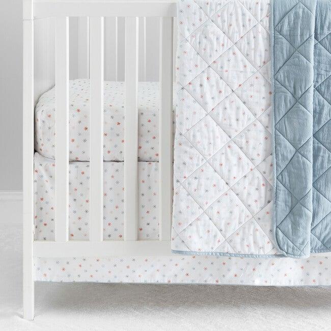 Sawyer Crib Skirt - Crib Skirts - 1