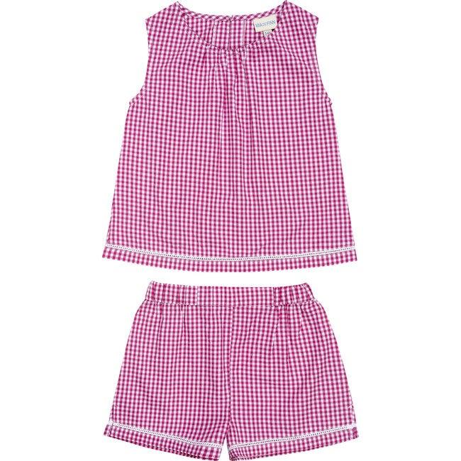 Sofia Pajama Set, Pink