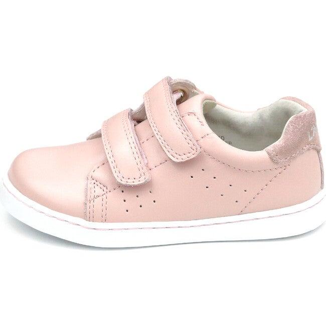 Kenzie Double Velcro Sneaker, Pink