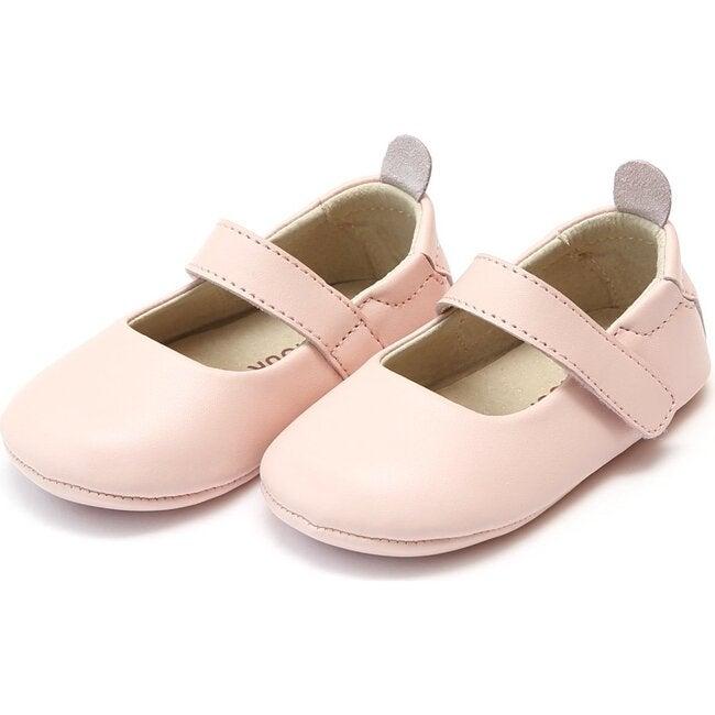 Baby Charlotte Crib Mary Jane, Pink