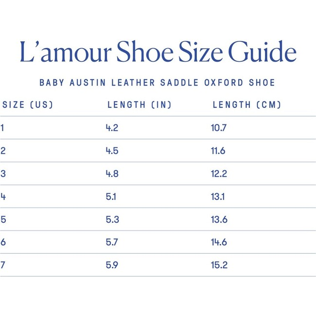 Baby Austin Leather Saddle Oxford Shoe, White/Black