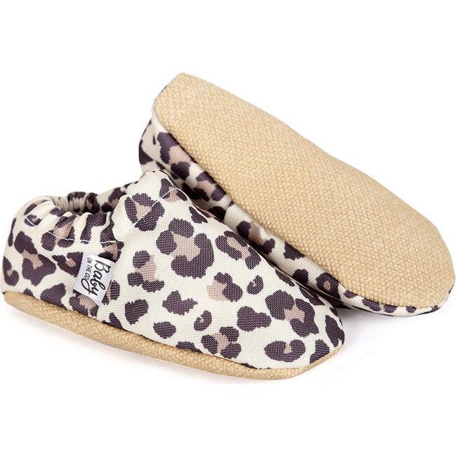 First Steps Slip-On, Leopard