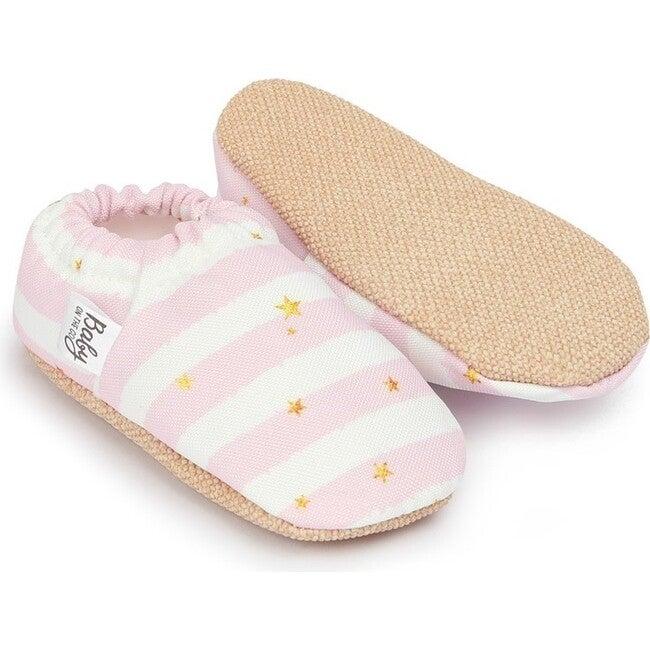First Steps Slip-On, Pink Fame