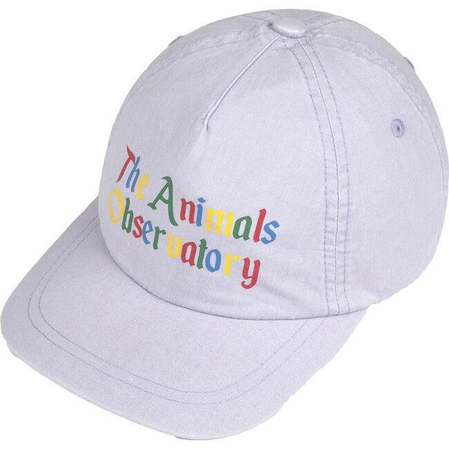 Hamster Kids Cap Soft Purple The Animals - Hats - 1