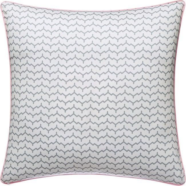 Jr. Decorative Pillow, Pink Dot