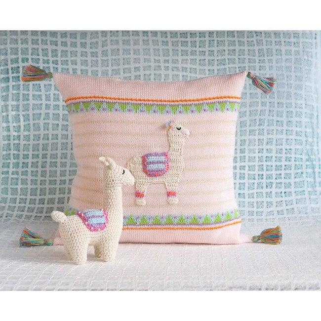 Crochet Llama