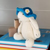 Bunny with Blue Sun Hat - Accents - 2