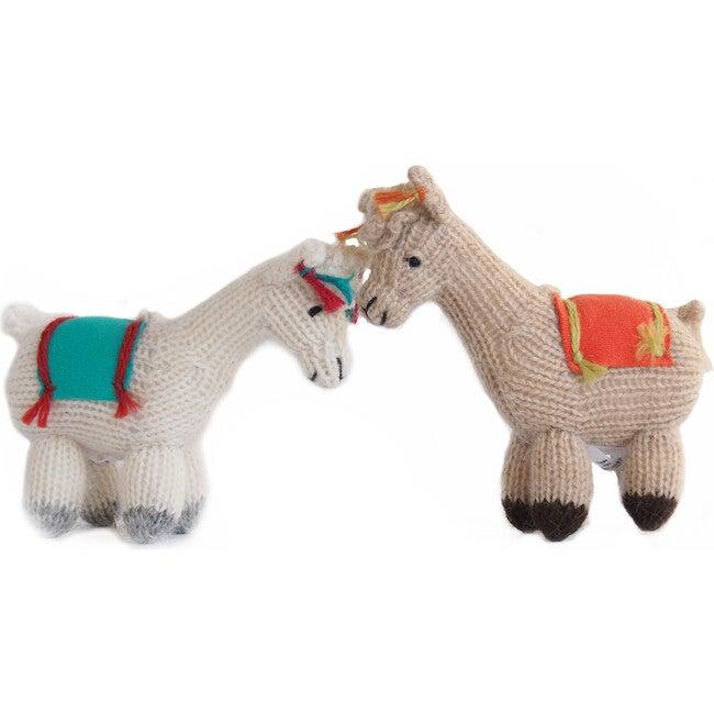 Llama Ornaments, Set of 2