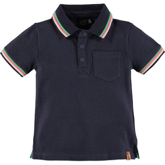Polo Shirt, Navy
