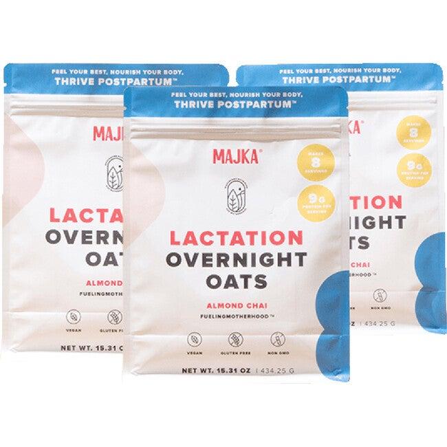 Lactation Overnight Oats, 3 Pack