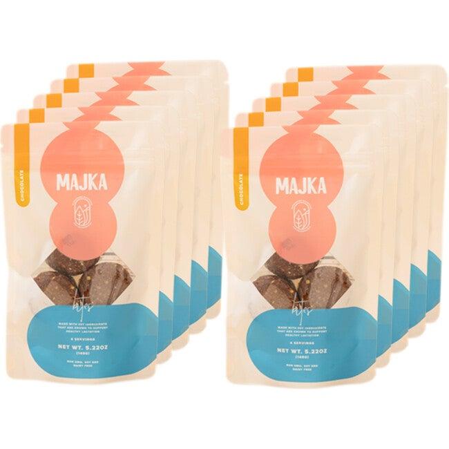 Lactation Bites Chocolate, 10 Pack