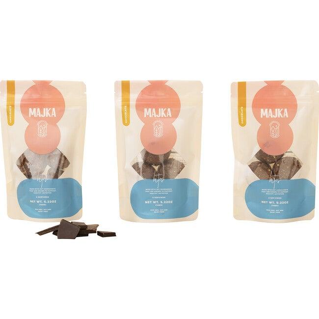 Chocolate Lactation Bites, 3 Pack