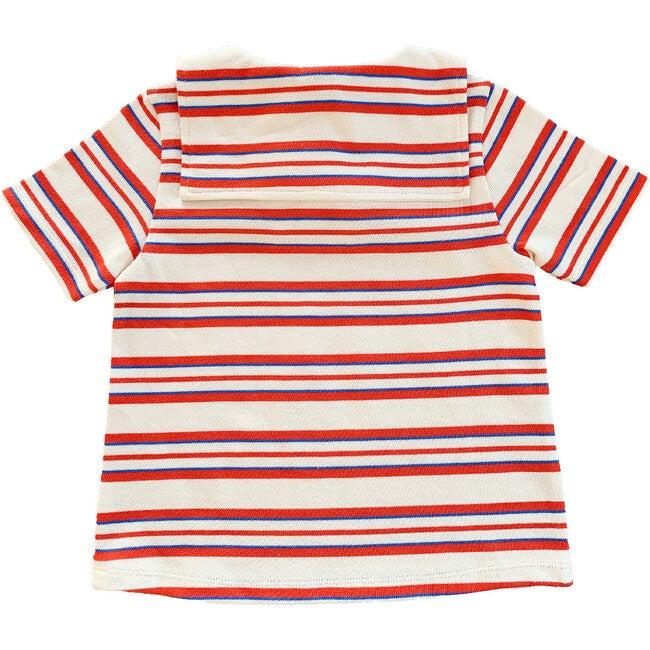Mariniere T-Shirt, Red