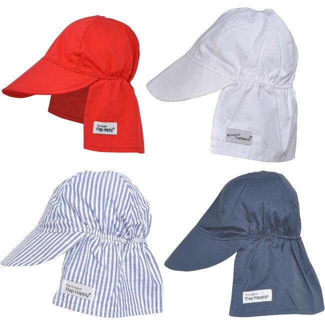 *Exclusive* Original Flap Hat Americana Bundle, Set of 4 Hats