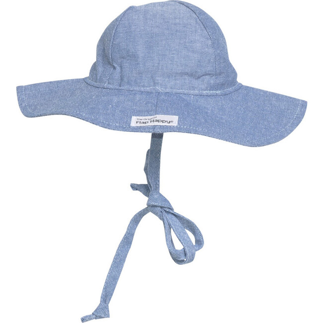 UPF 50+ Floppy Hat, Chambray