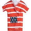 Kids GoGo Towel, American Flag - Towels - 1 - thumbnail