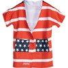 Kids GoGo Towel, American Flag - Towels - 2