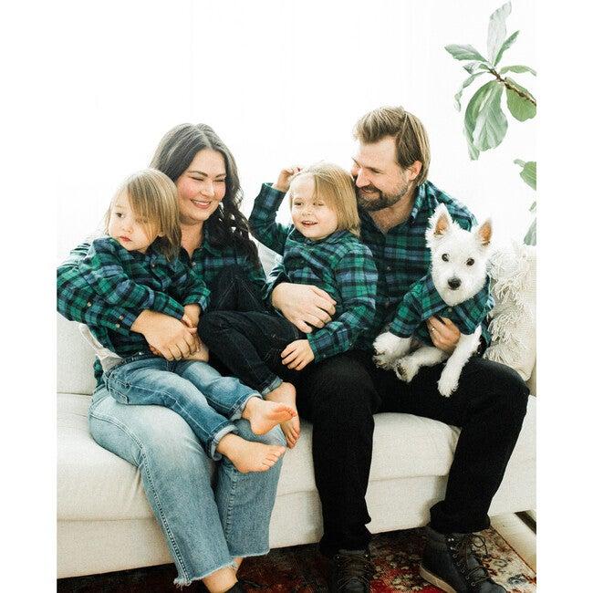 Dog Lonesome Pine Flannel