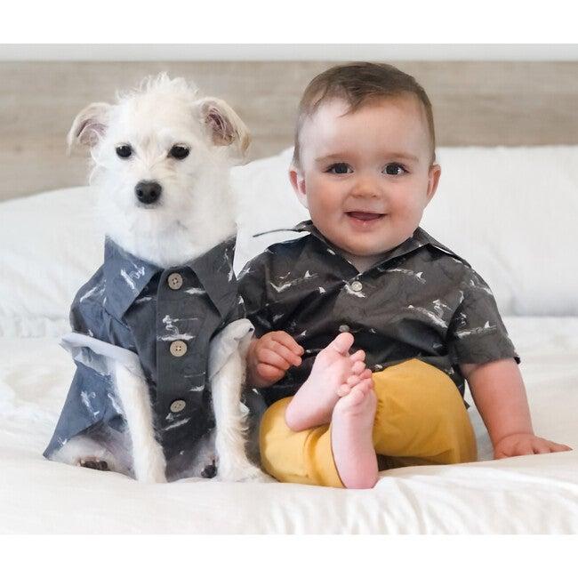 Dog Open Water BBQ Shirt