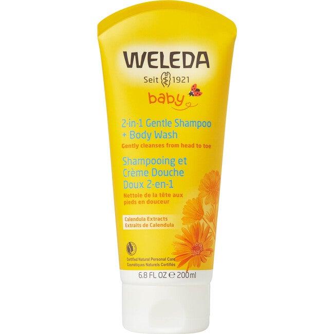 2in1 Gentle Shampoo + Body Wash
