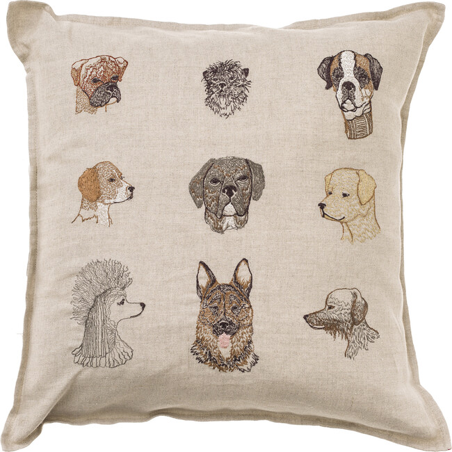 Dogs Pillow