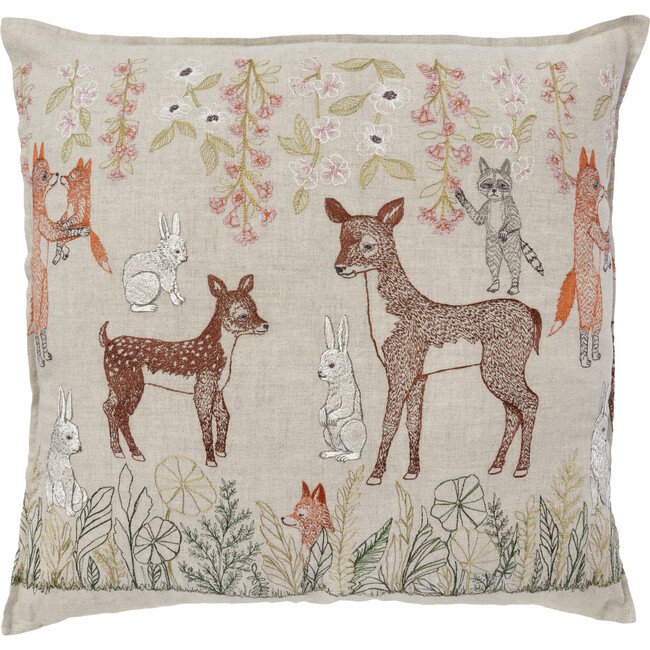 Spring Blossoms Pillow