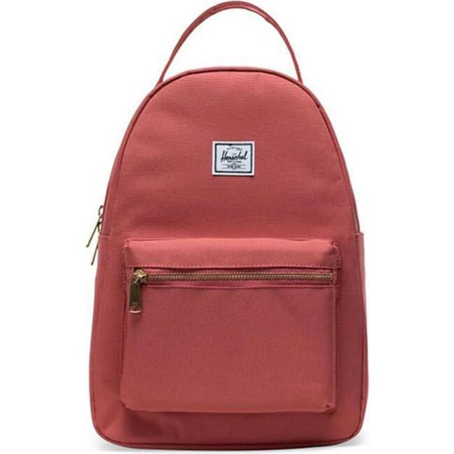 Nova Mini Mineral Backpack, Dusty Cedar