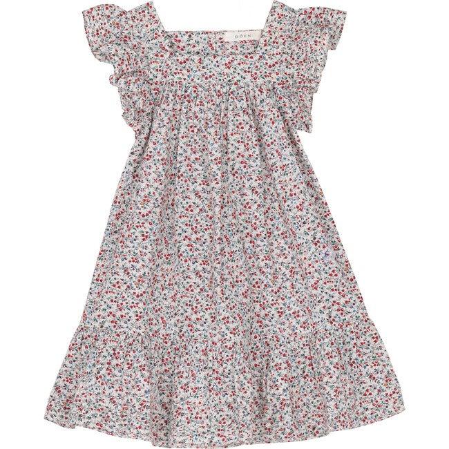 Lily Dress, Briarwood Floral