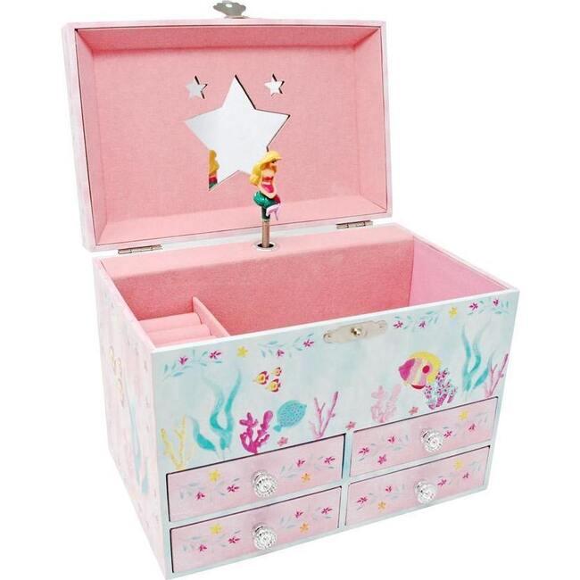 Wish Upon A Starfish Medium Music Box