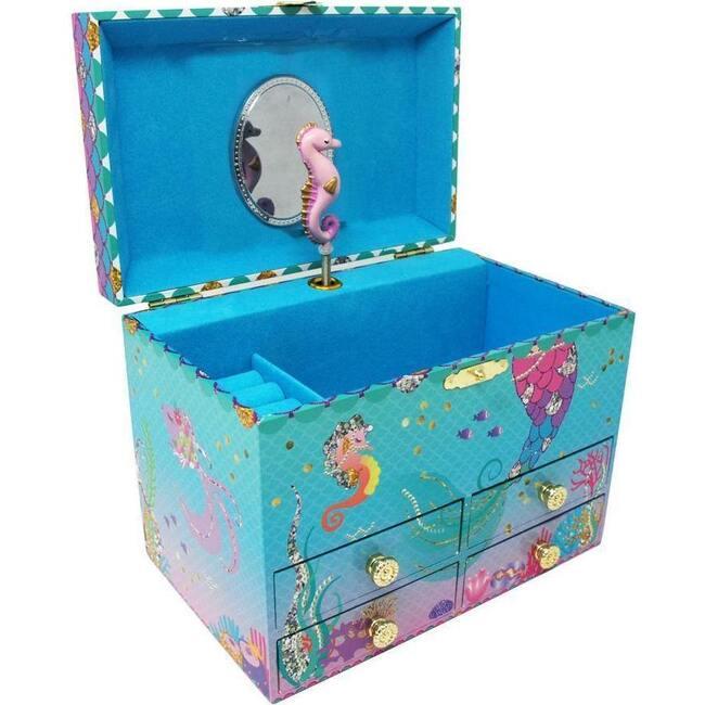 Under The Sea Medium Music Box