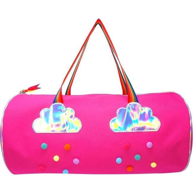 Rainbow Magic Overnight Bag, Hot Pink