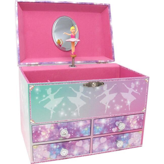 Moonlight Ballet Medium Music Box