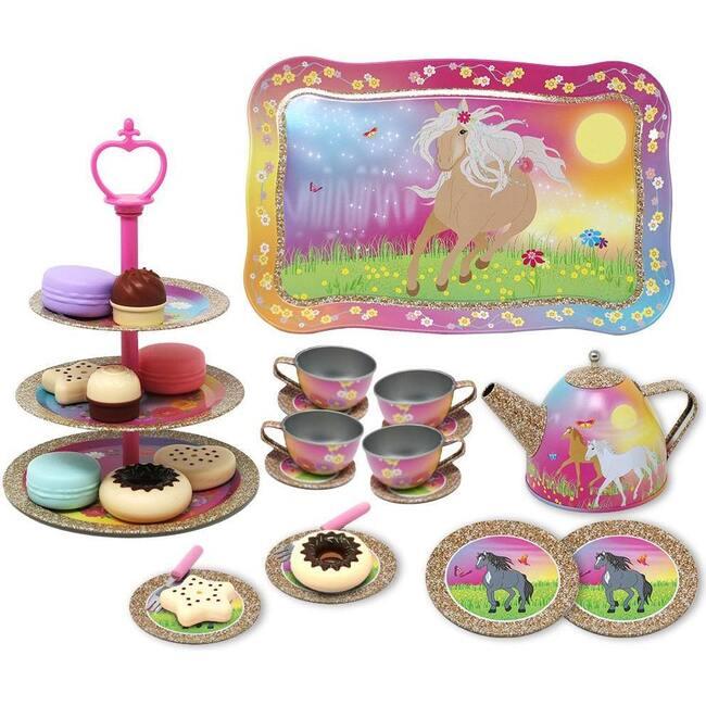 Horse Meadow High Tea Set
