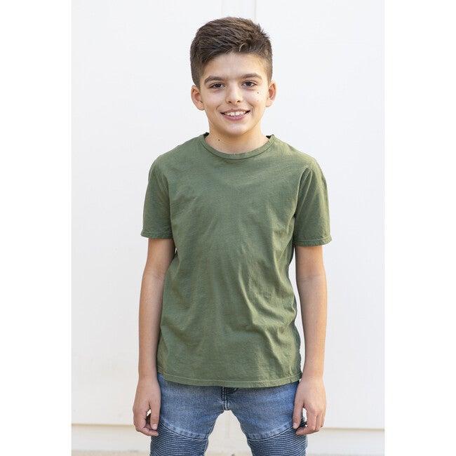 Sawyer Short Sleeve Iguana