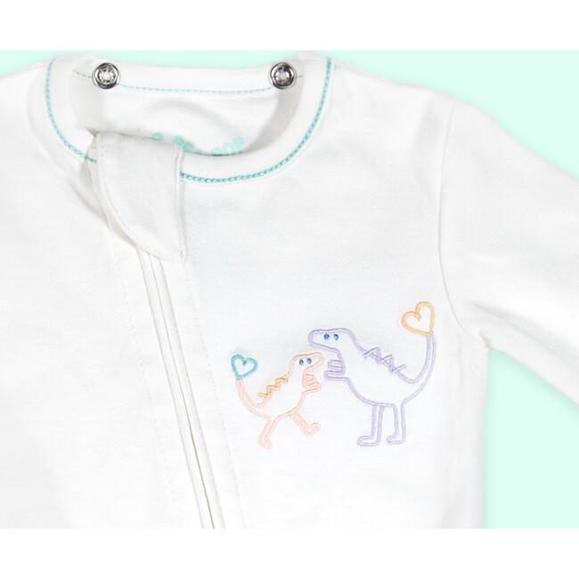 The Babysuit with Bib, Dino Dance