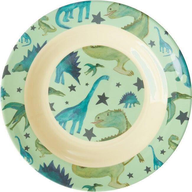 Melamine Kids Bowl, Dino