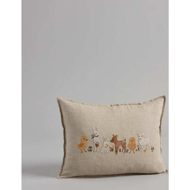 Spring Babies Pillow