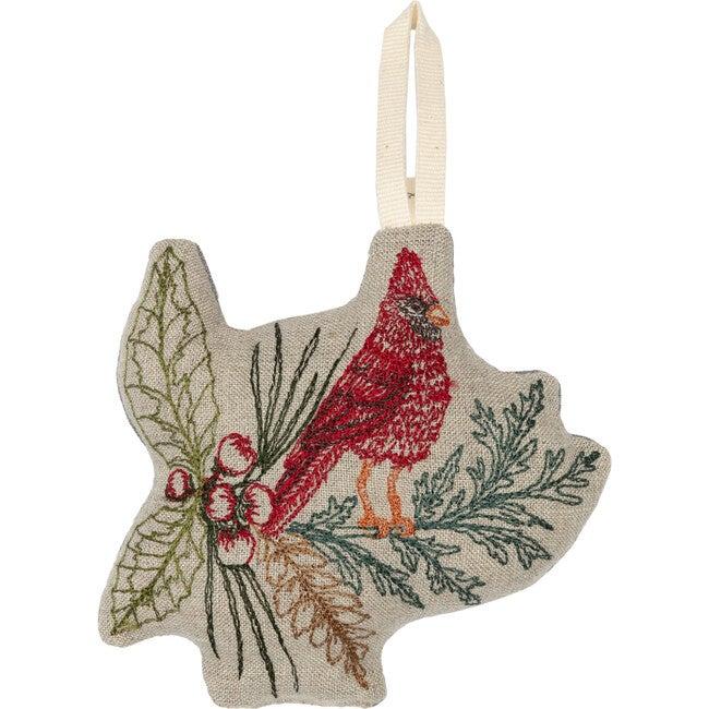 Christmas Cardinal Ornament