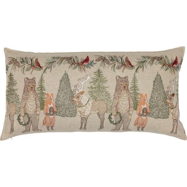 Christmas Cheer Lumbar Pillow